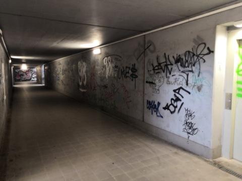 Podchod 2