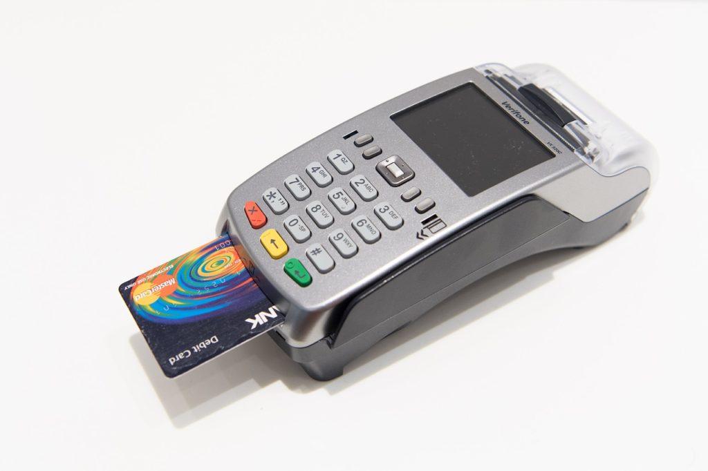 Vranovice platba kartou credit