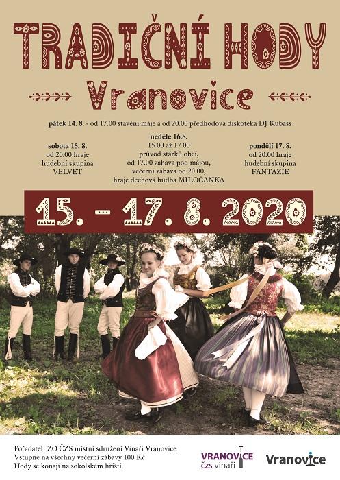 Hody2020 Vranovice