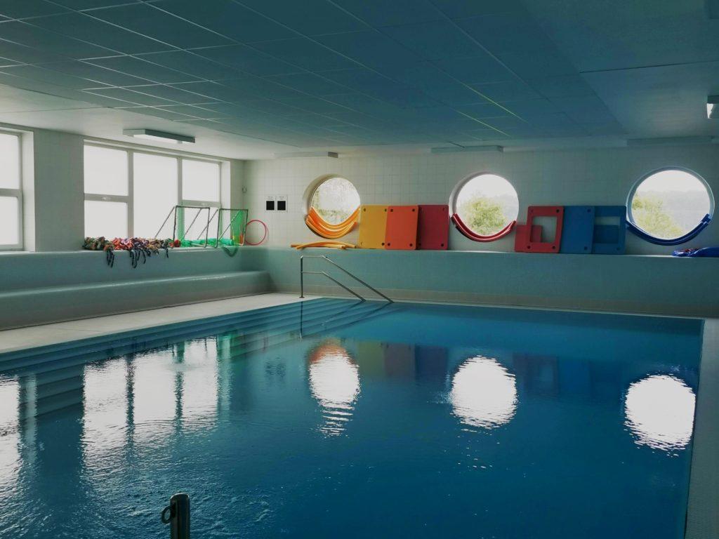 Výukový bazén Vranovice