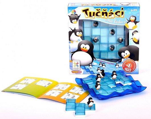 Tučňáci na ledu hra