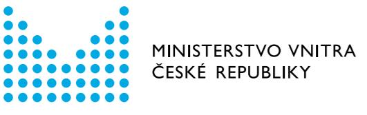 Logo MV ČR