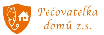 Logo Pečovatelka domů z.s.